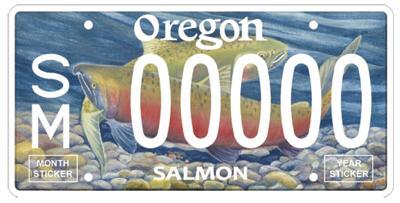 New Salmon License