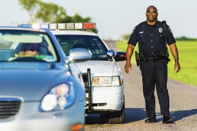 Labor Day traffic patrols heightened