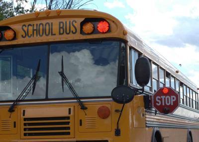 School Bus Safety Lights