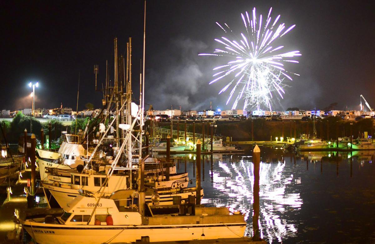 Port Fireworks