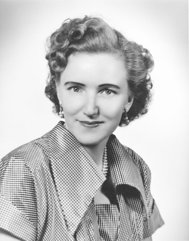 Lillian Cecilia Brolin (Evans) Sciulli