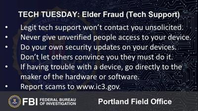 Building a Digital Defense Against Elder Fraud (Part 3 - Tech Support Scams)