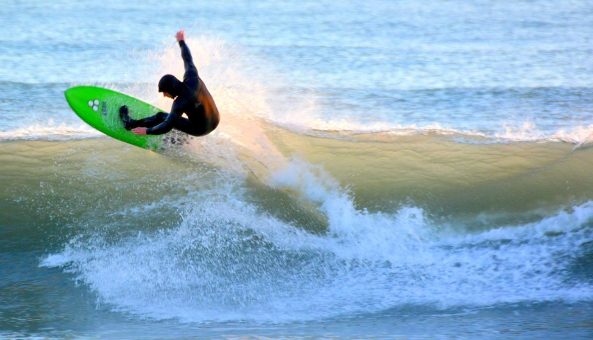 Surfing Sporthaven