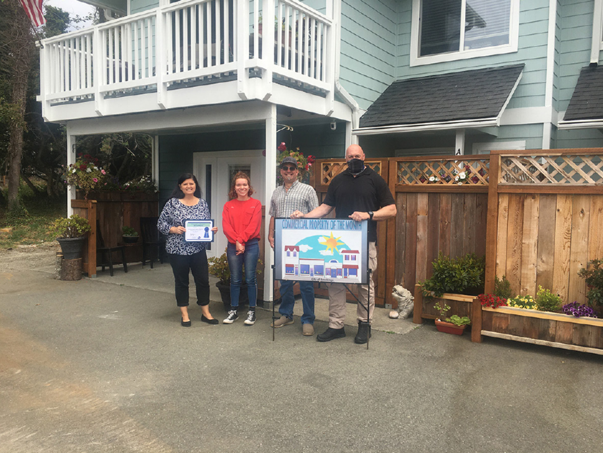 Brookings announces 'Yard of the Month' winners for July