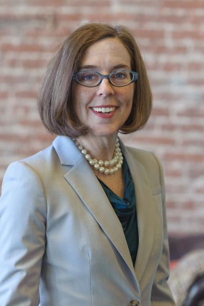 Oregon Gov. Kate Brown