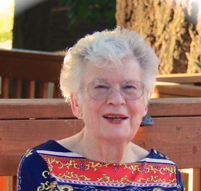Patricia Ann Graham Burfield