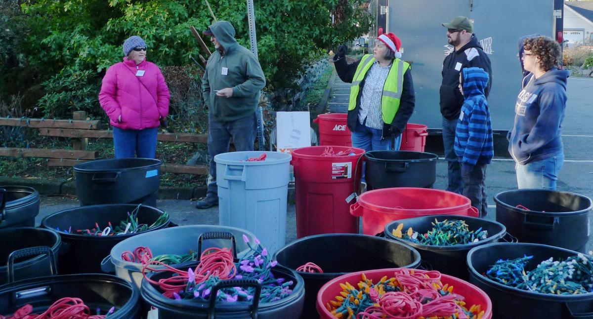 String the Joy Volunteers
