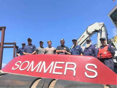 Maritime business connection with Coast Guard