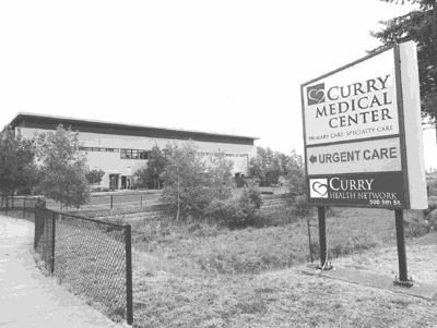 Curry Medial Center Brookings