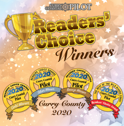 2020 Curry County Reader's Choice Winners