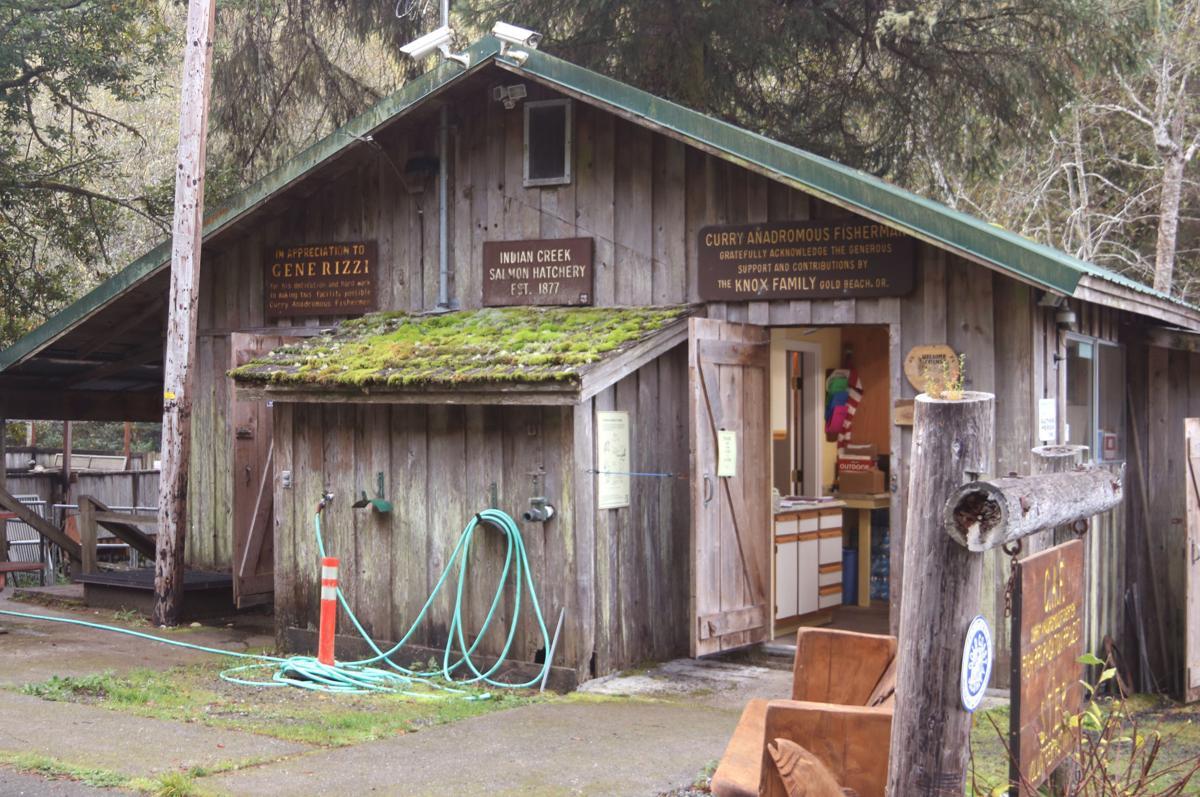 Indian Creek Hatchery