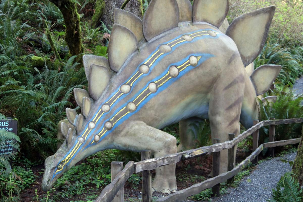 Prehistoric Gardens Still A Modern Wonder News Paid Currypilot Com