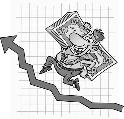 Economy improving