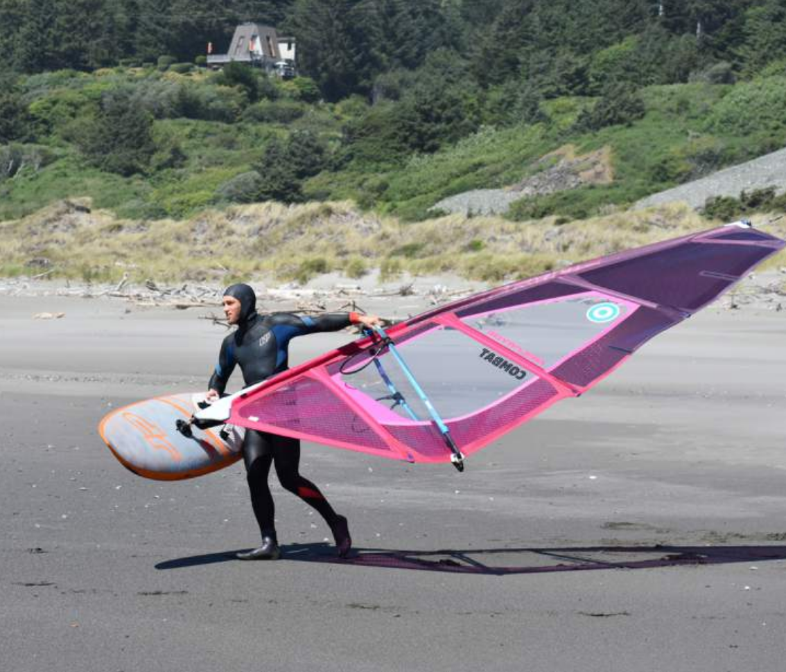 Clinic instructs surfers before Wave Bash