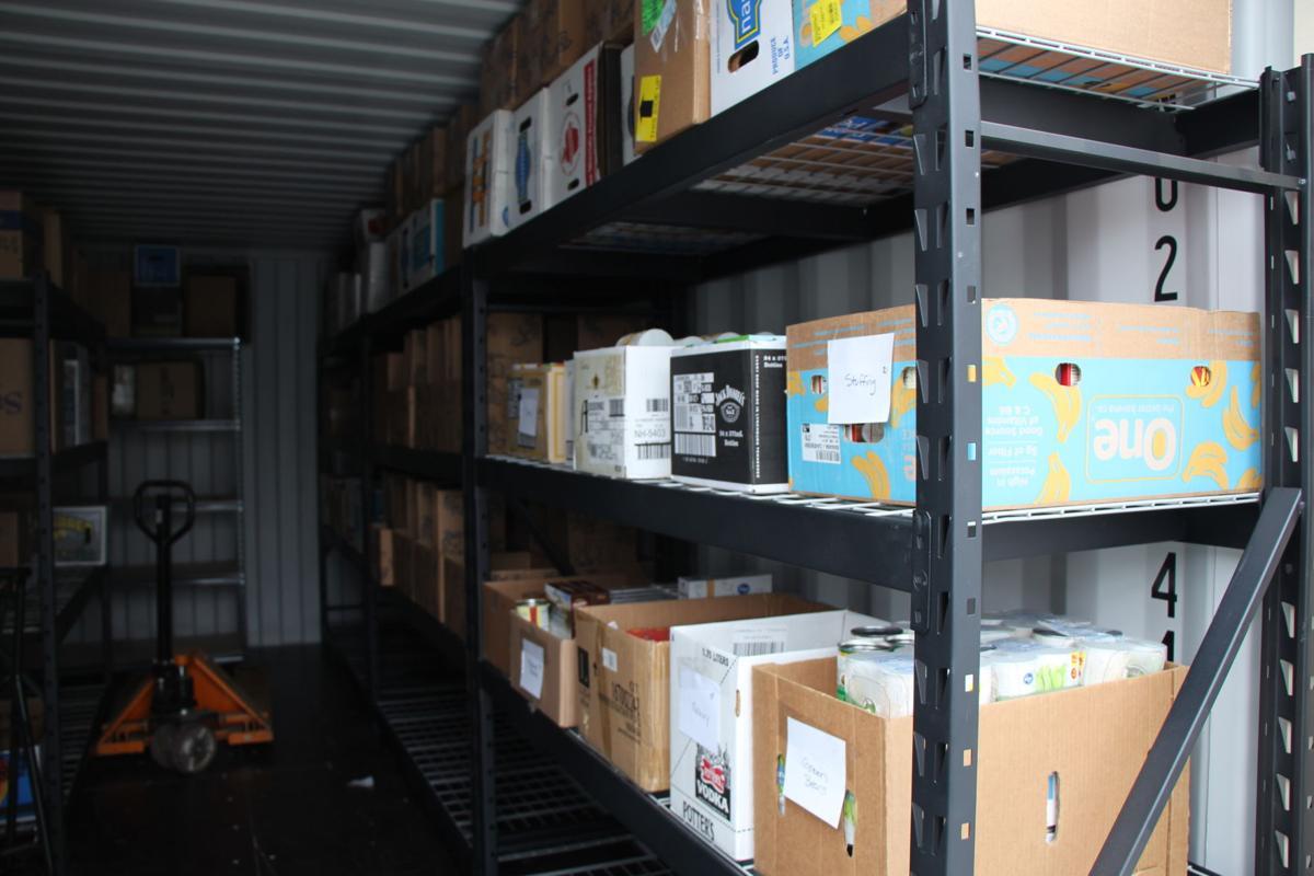 Filling the Shelves