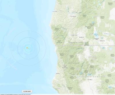 Undersea Quakes