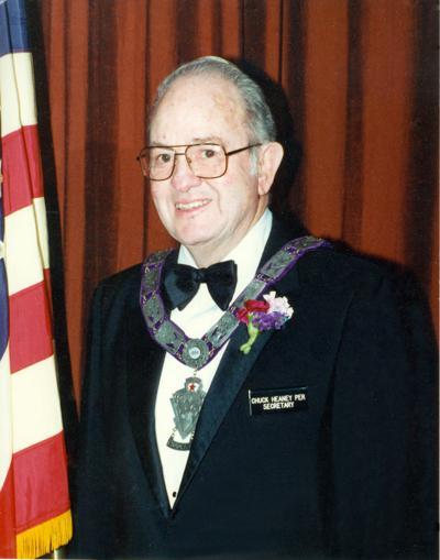Charles V. 'Chuck' Heaney