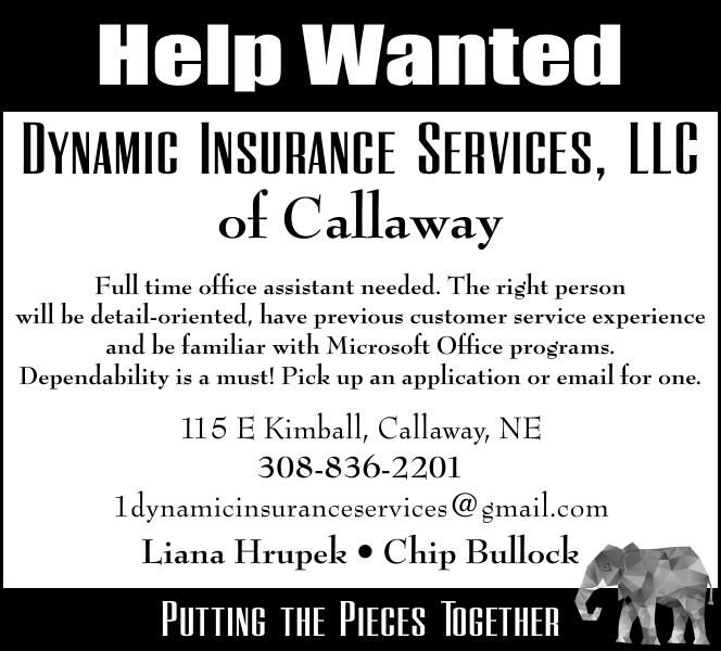 Office Assistant - Insurance Office