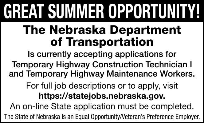 Nebraska Department of Transporation