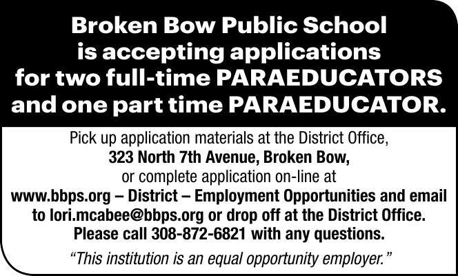 Broken Bow Schools