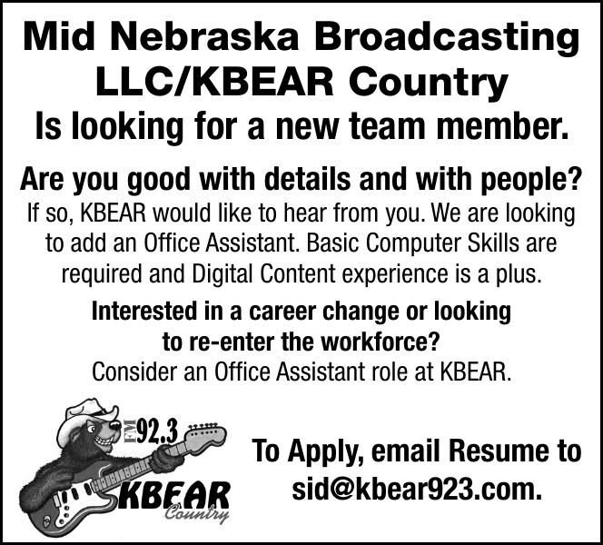Mid Nebraska Broadcasting