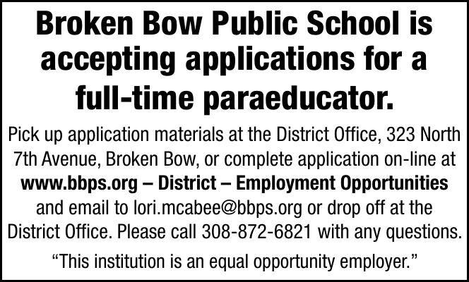Broken Bow Public School