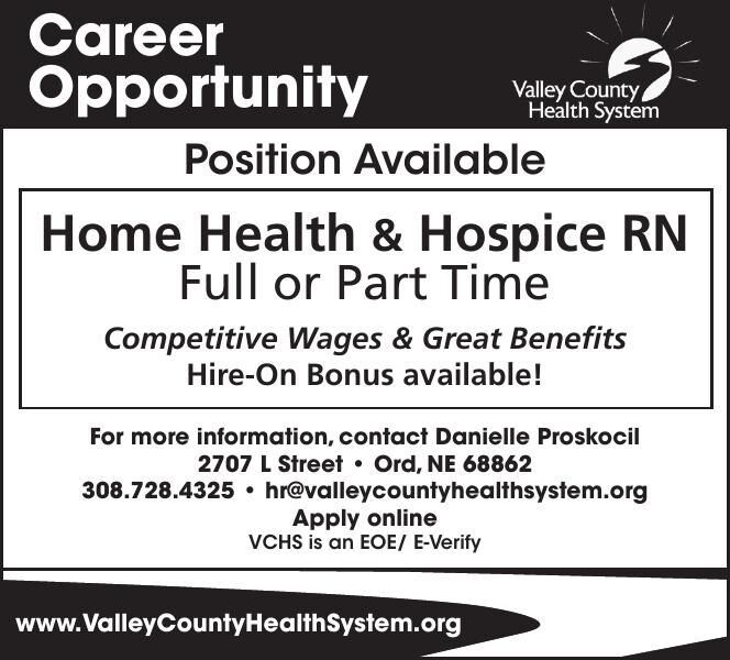 Valley County Health