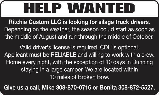Ritchie Custom, LLC