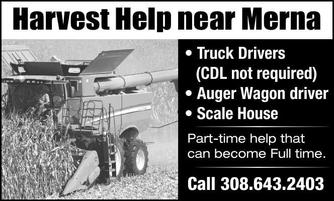 Tri-S Ag - Harvest Help