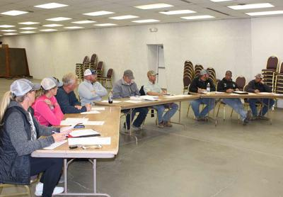 Custer County Ag Society Board meeting Sept 10 2020