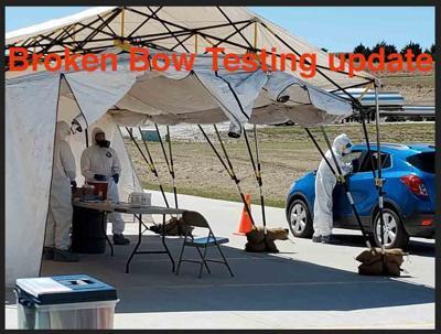 Testing update Broken Bow May 2020
