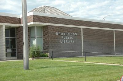 Broken Bow Library Nebraska photo