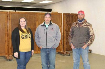 Nov 2020 Custer County Ag Society board elections Nov 13 2020 Blair Hartman Kent Nelson Ira Spanel