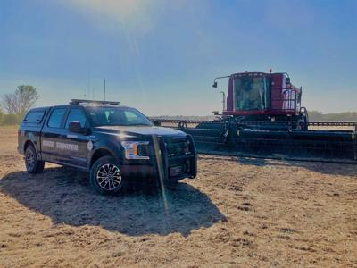 Nebraska State Patrol NSP harvest safety October 2021