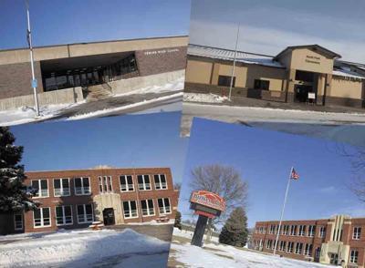 Broken Bow School Buildings