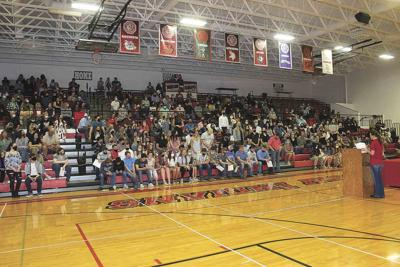 Broken Bow High School BBHS Honors March 2021