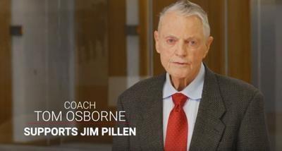 Tom Osborne for Jim Pillen April 2021 Governor