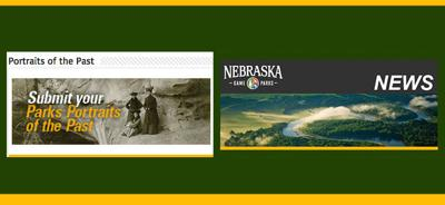 Nebraska Game and Parks Portraits of the Past Oct 7 2020