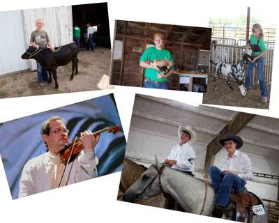 Sunday Custer County Fair schedule 2021