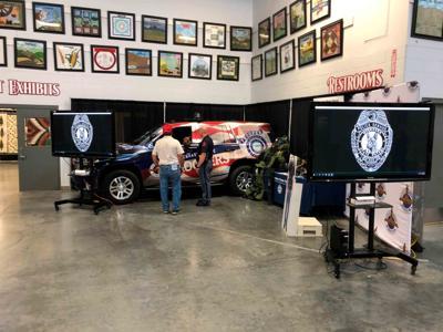 NSP Nebraska State Patrol State Fair August 2021