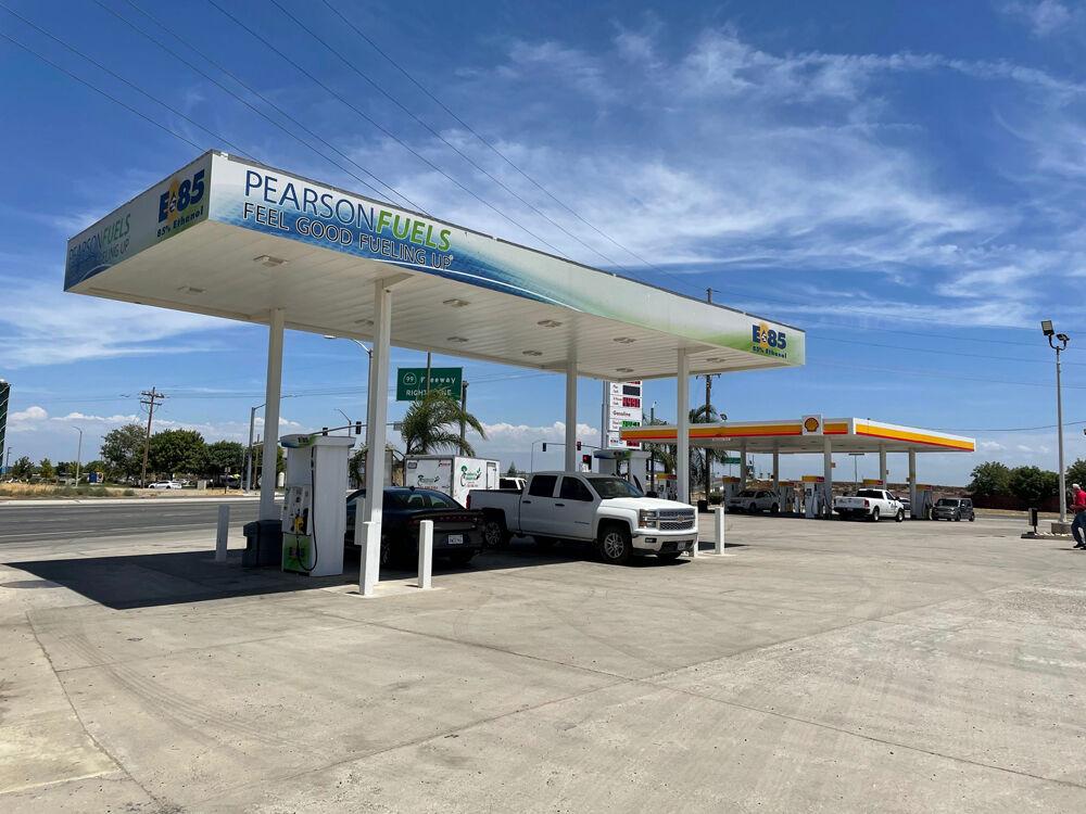 Nebraska Corn Board ethanol California