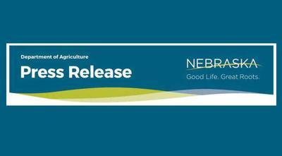Nebraska Dept of Ag press release