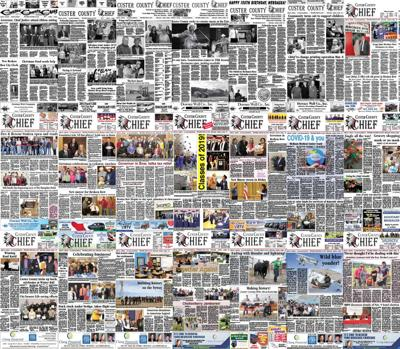Front pages 2015 2021