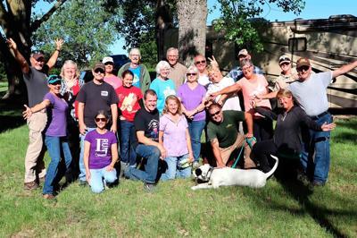 Year to Volunteer Y2V Victoria Springs June 2021 Kelbi Abke