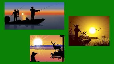 Hunting Fishing generic