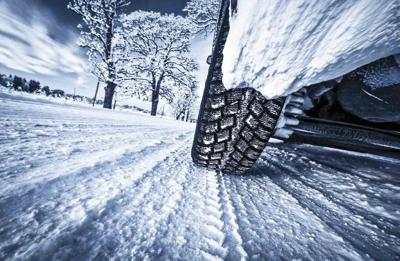 Snow and tires generic