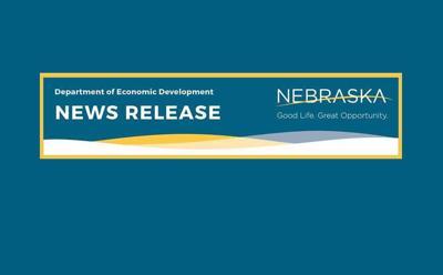 Nebraska Dept of Economic Development June 2020 logo