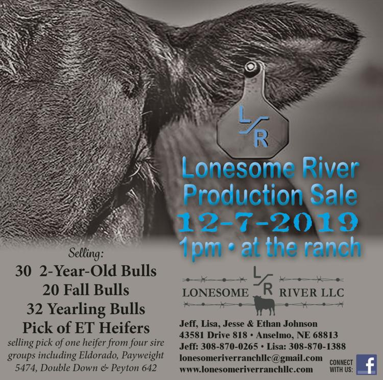 Lonesome River Production Sale