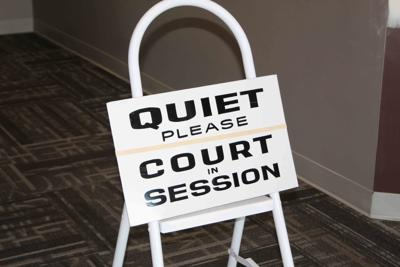 Court in session June 2021