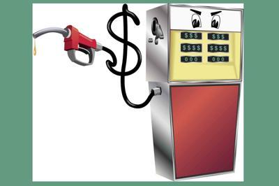 Gas pump generic